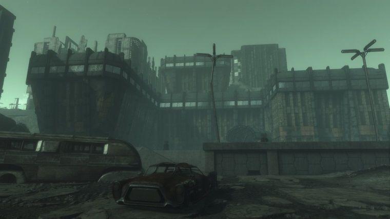 Fallout: New Vegas'tan sonra sıra şimdi Fallout 3'te