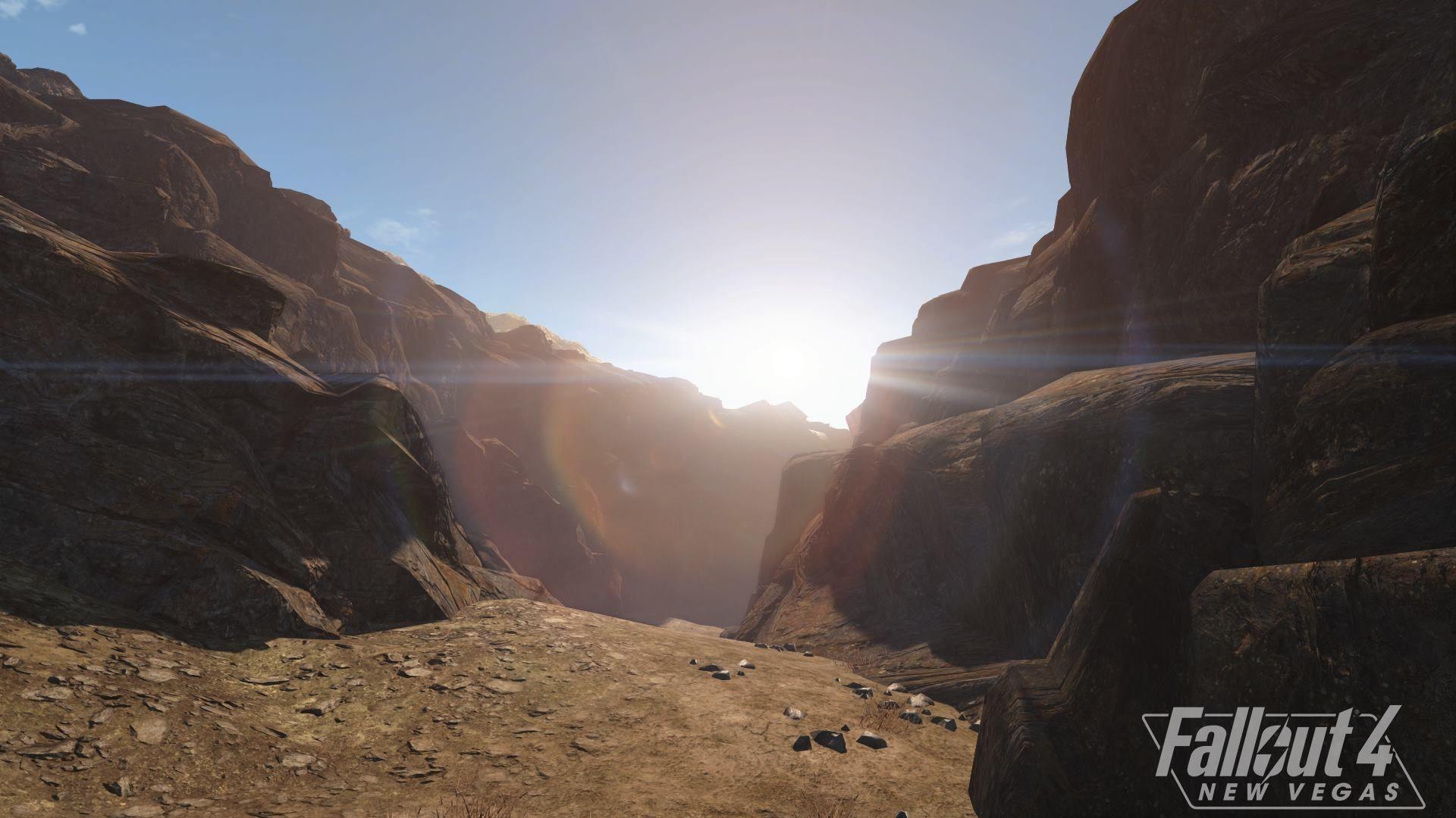 Fallout 4 New Vegas için yeni ekran görüntüleri yayınlandı