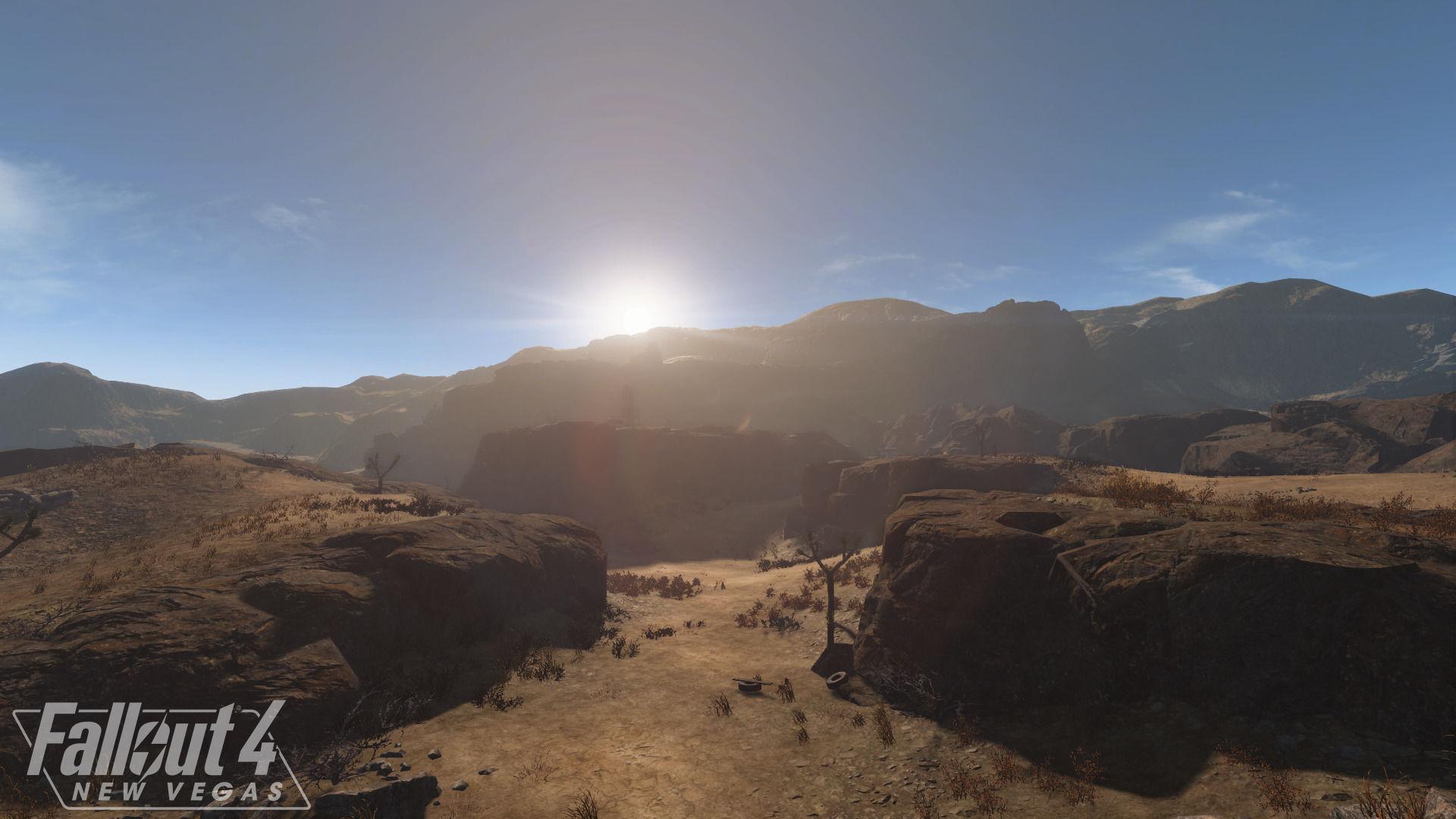 Fallout 4 New Vegas için yeni ekran görüntüleri paylaşıldı