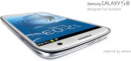 Galaxy S III 30 Milyon Sattı!