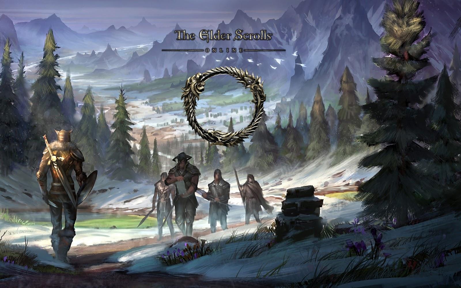 Elder Scrolls Online (İlk bakış)
