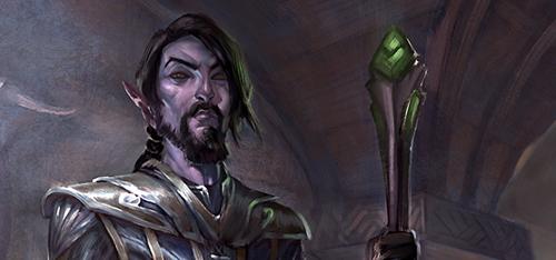 Elder Scrolls Online'da bu büyücüye bir isim bulun