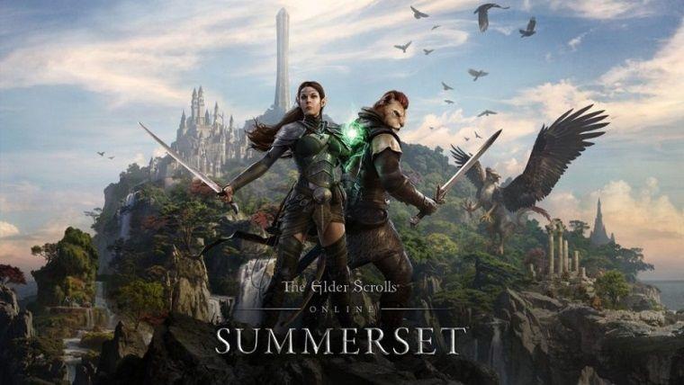 Elder Scrolls Online'ın Summerset içeriğinde neler olacak?
