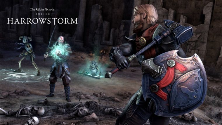 ESO: Harrowstorm, Xbox One ve PlayStation 4 üzerinde yayında