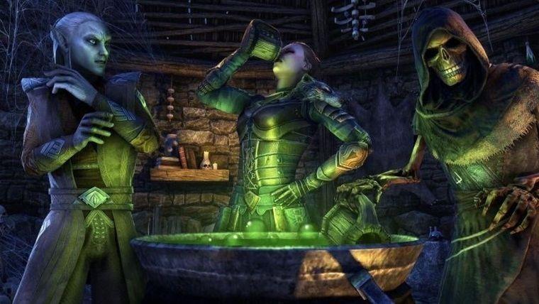 Elder Scrolls Online Cadılar Bayramı etkinliği başladı