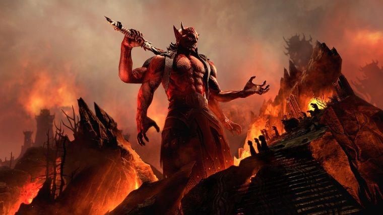 The Elder Scrolls Online PS5 ve XSX sürümü ile geliyor
