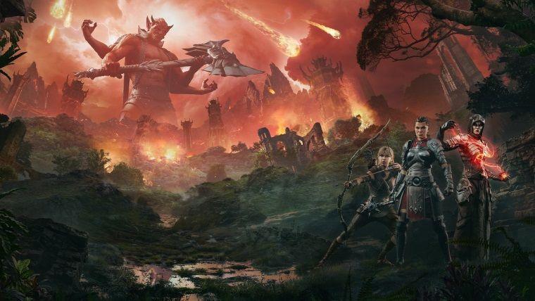 Elder Scrolls Online: Blackwood ile Oblivion'a geri dönüyoruz