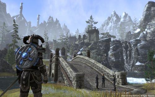 The Elder Scrolls Online'ın PVP'si nasıl olacak?