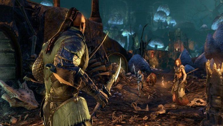 Elder Scrolls Online'ın yeni güncellemesinden detaylar