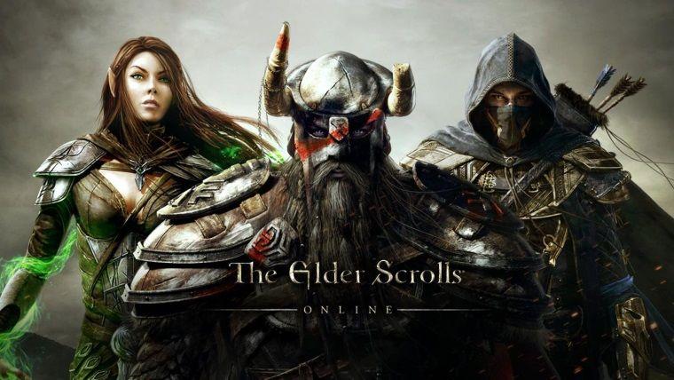 The Elder Scrolls Online'ın Dragon Bones güncellemesi çıktı