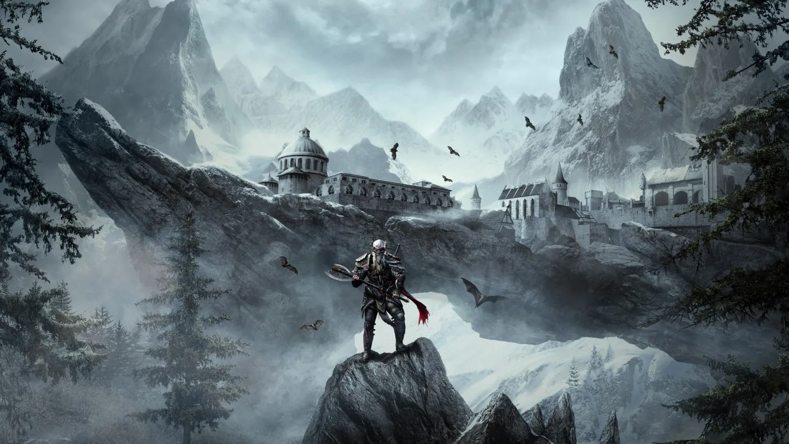 The Elder Scrolls Online: Greymoor genişleme paketi çıktı!