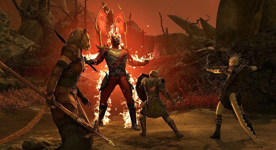 Elder Scrolls Online PS5 ve Xbox Series X/S güncellemesi geliyor