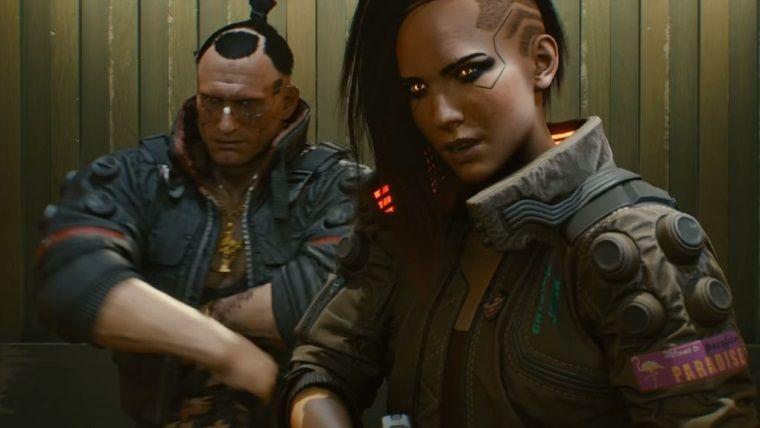 Cyberpunk 2077 NVIDIA'nın Hairworks teknolojisini kullanacak