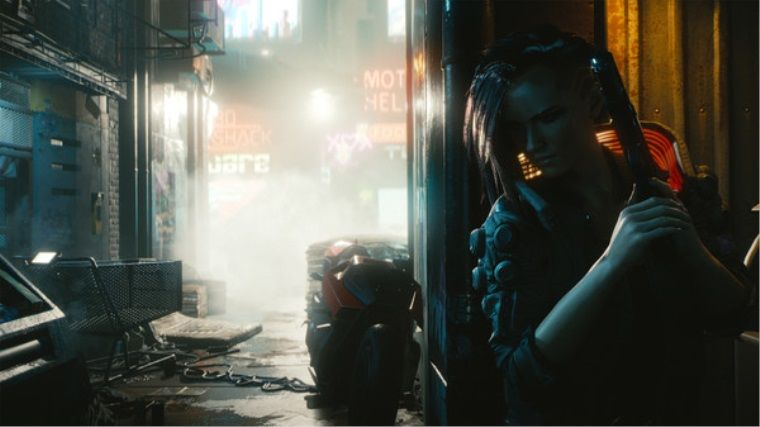 Cyberpunk 2077'den kısa bir oynanış videosu geldi