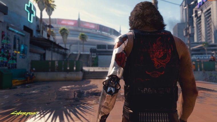 Cyberpunk 2077 gameplay videosu