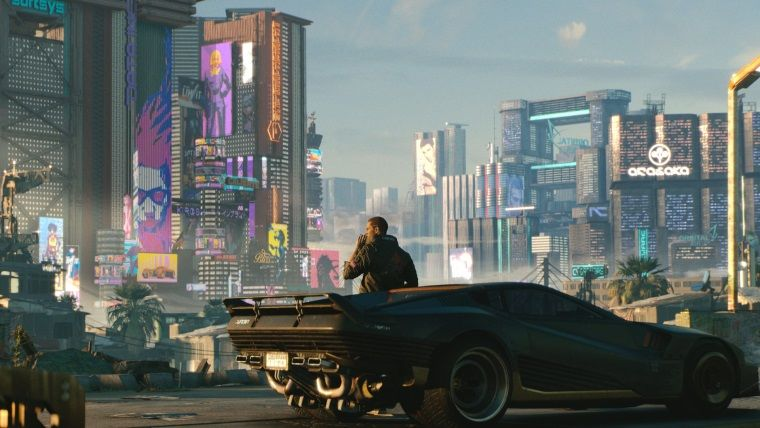 Cyberpunk 2077 sadece DirectX 12 ile çalışacak
