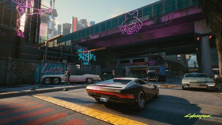 Cyberpunk 2077 etkinliğinden yeni videolar geldi