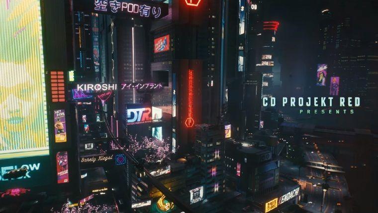 Cyberpunk 2077 haritası sızdırıldı, Witcher 3'ten küçük olacak