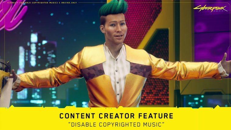 Cyberpunk 2077 müzikleri telif sorunu yaratmayacak
