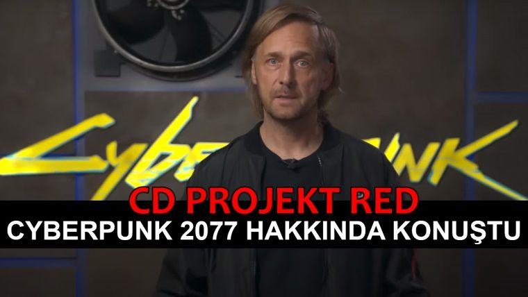 CD Projekt RED Cyberpunk 2077 için yeni açıklamalar yaptı
