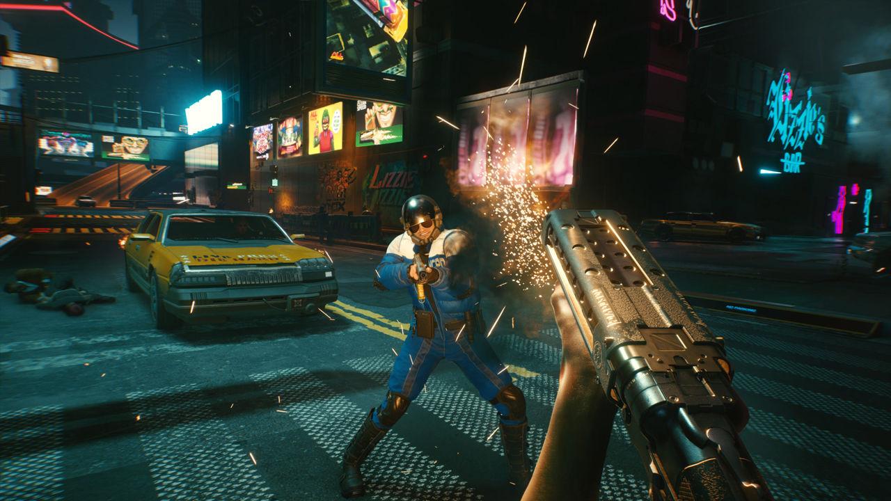 Cyberpunk 2077 multiplayer için yeni detaylar bulundu