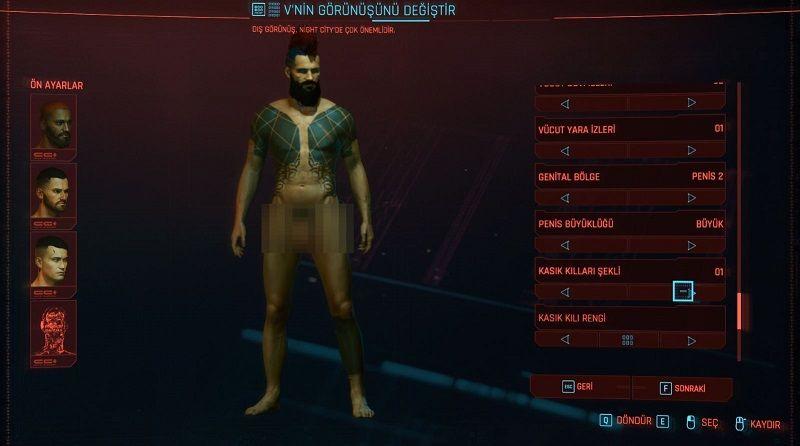 Cyberpunk 2077 - 20 Saat oynadık