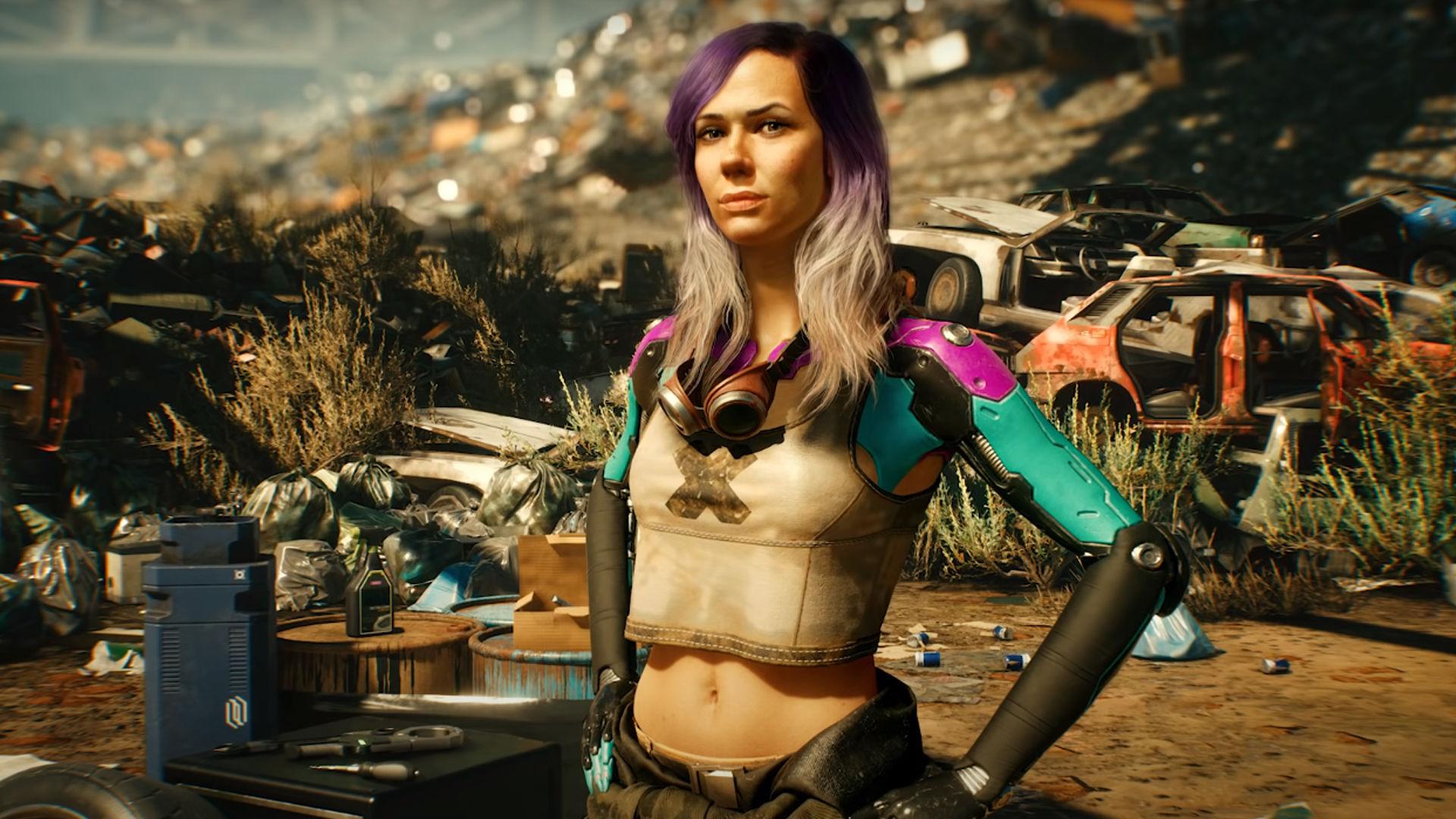 Ünlü Youtuber Cyberpunk 2077 NPC'si oluyor