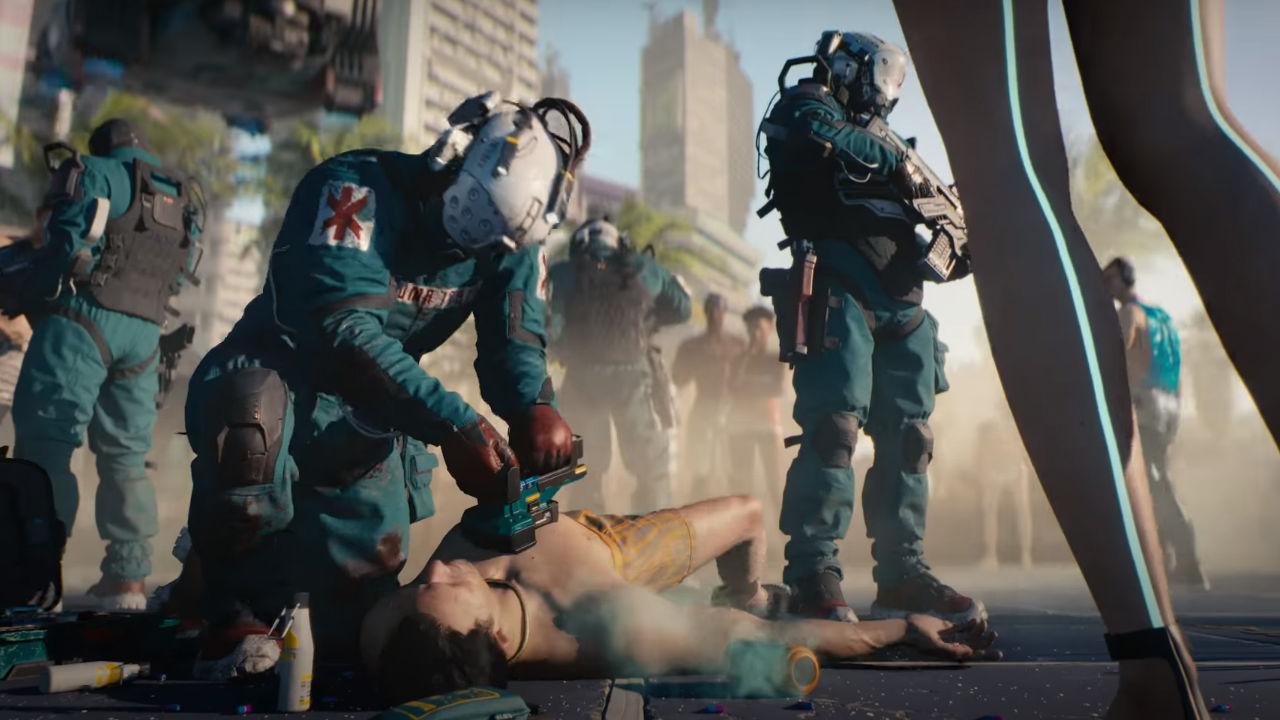 Keanu Reeves'ın yer aldığı Cyberpunk 2077 reklamı yayınlandı