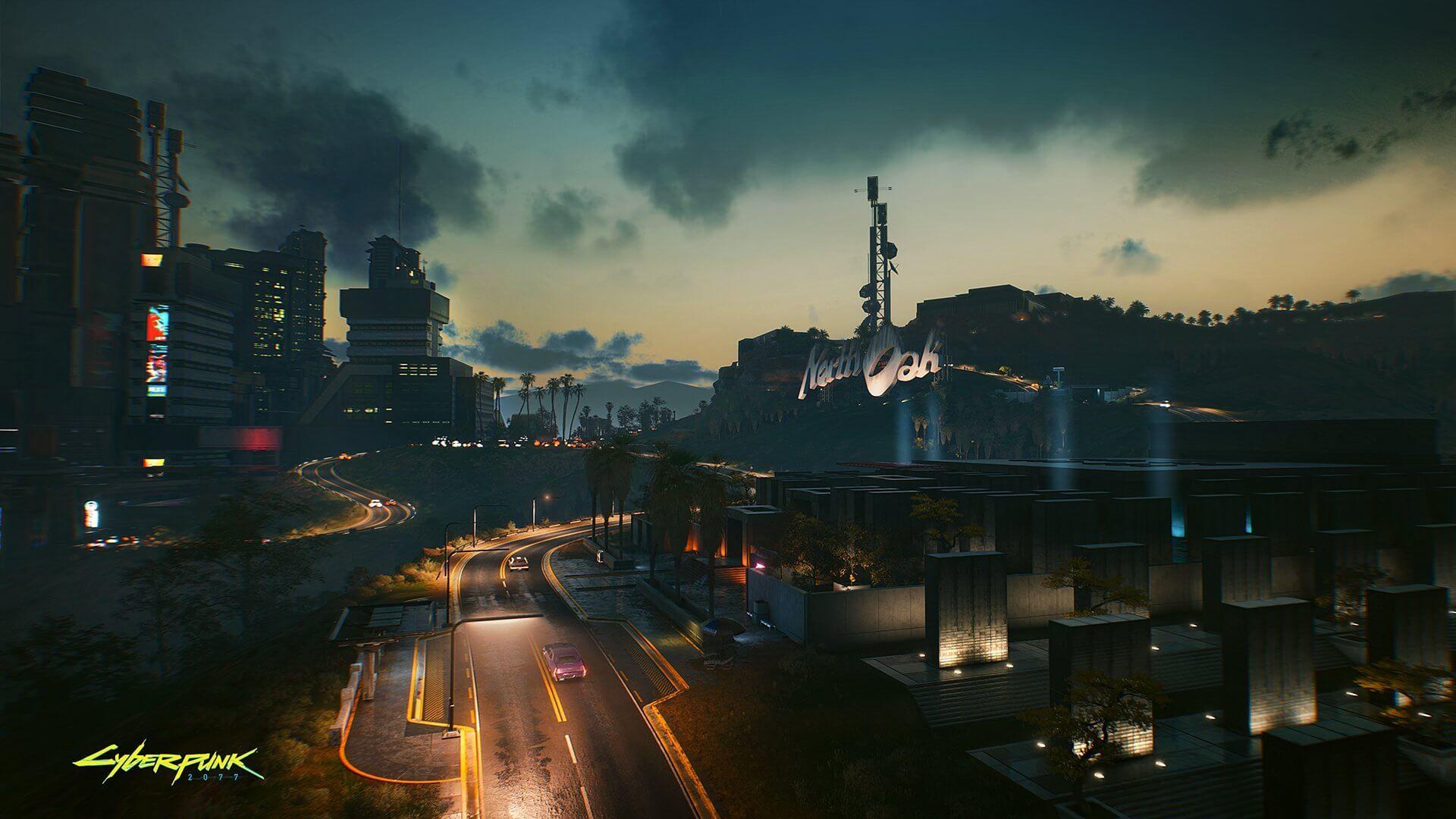 Cyberpunk 2077 için yeni görseller yayınlandı