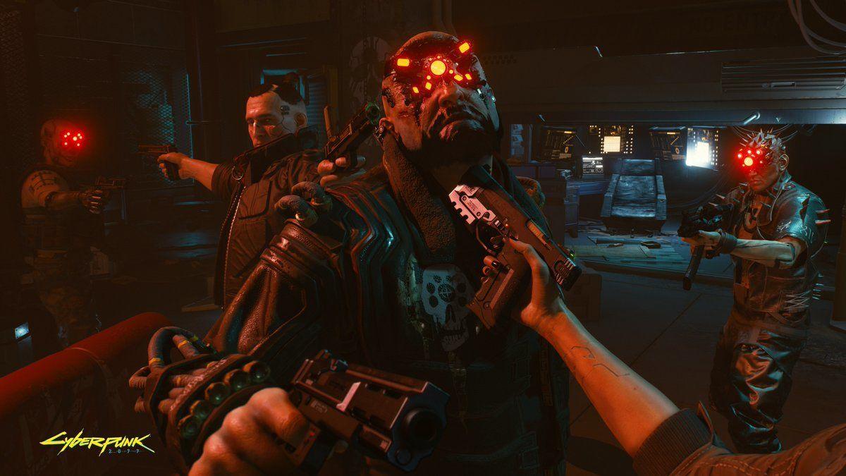 Cyberpunk 2077 artık daha iyi görünüyor