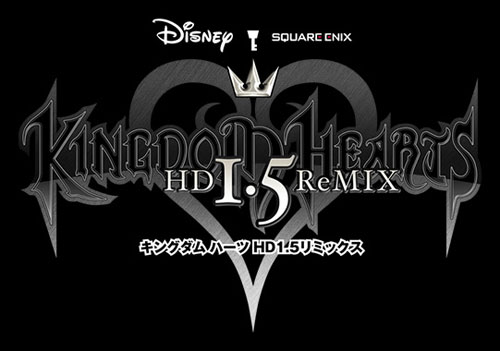 Kingdom Hearts HD 1.5 Remix'ten son detaylar