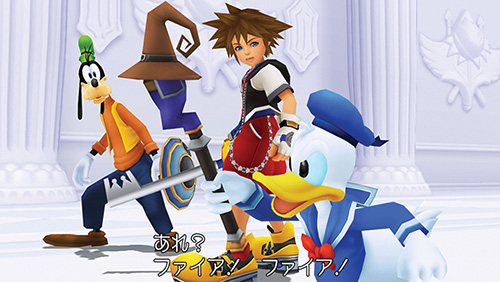 Kingdom Hearts HD Remix'in inceleme puanları geldi