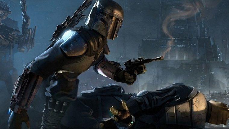 İptal edilen Star Wars 1313'ten 2 yeni görsel daha yayınlandı