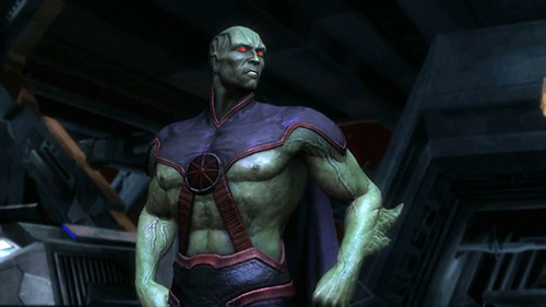 Injustice: Gods Among Us'tan son detaylar