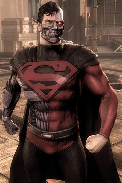 Cyborg Superman ve Zatanna geliyor (Görsel)