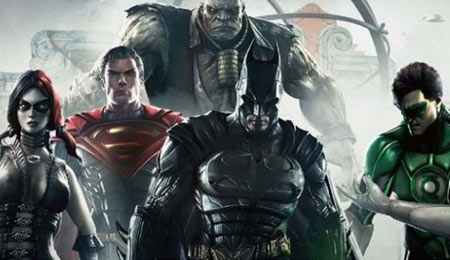 Injustice: Gods Among Us: Ultimate Edition