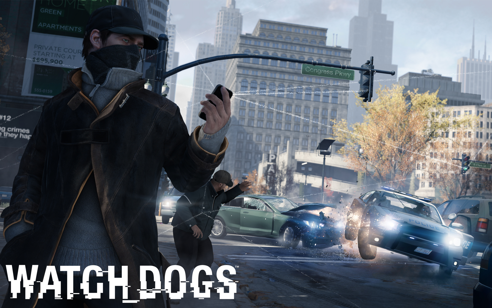 Watch Dogs da E3'e gidiyor