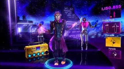 Dance Central 3 Kinect