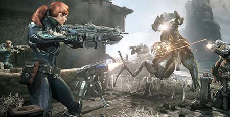 Halo 4 ve Gears of War: Judgment'a beleş DLC'ler