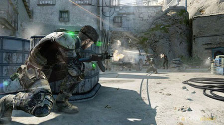 Splinter Cell: Blacklist'in dövüş taktikleri