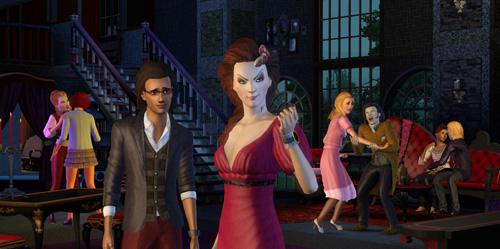 The Sims 3: Supernatural emin adımlarla geliyor