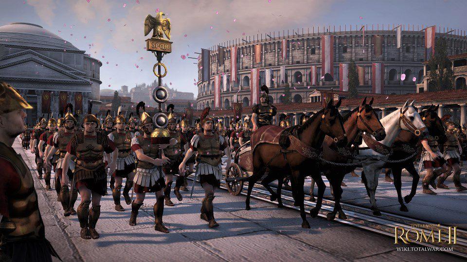 Rome 2'den yeni görsel