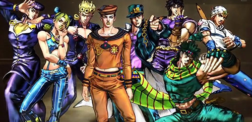 JoJo's Bizarre Adventure: All Star Battle League tekrar bizlerle