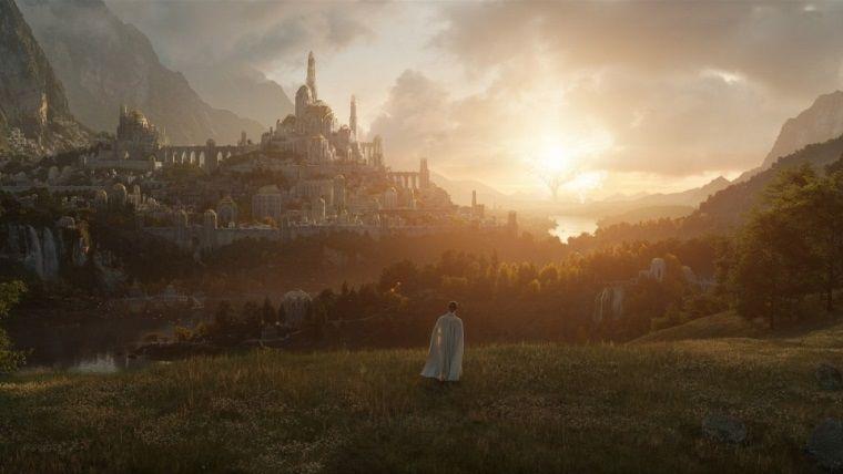 Yüzüklerin Efendisi ilk sezon çekimleri tamamlandı