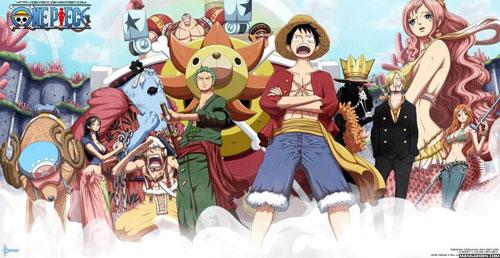 One Piece, yılların eskitemediği anime