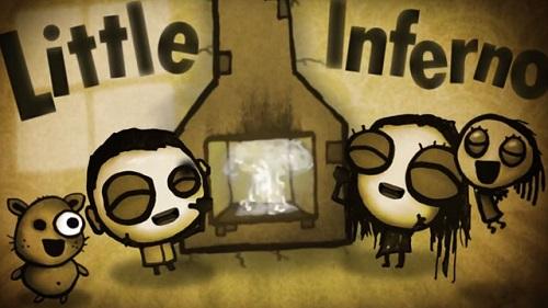 Little Inferno şarkıları, ücretsiz olarak huzurlarınızda!