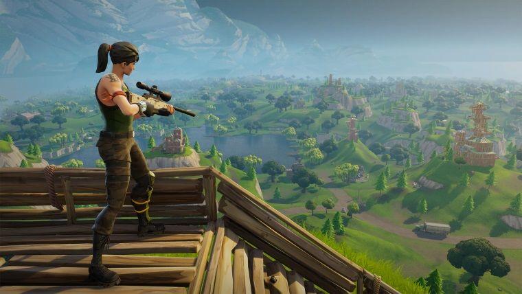 Epic Games, Fortnite oyuncularını hackerlara karşı uyarıyor