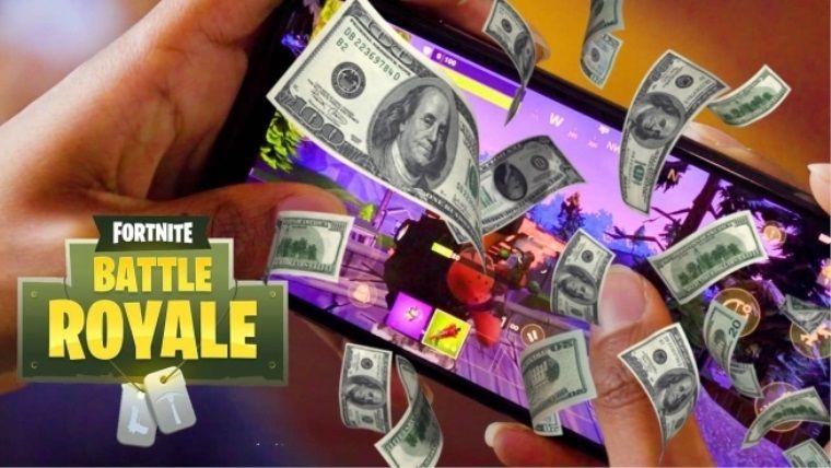 Fortnite'ın 1 aylık kazancıyla sıfırdan LOTR filmi çekilebiliyor