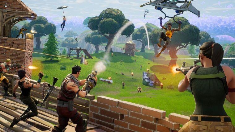 Epic Games, Fortnite için sınırlı süreli 50v50 modu geri getirdi