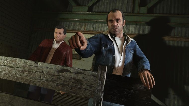 GTA'nın ve Red Dead'in yapımcıları Fortnite'ı kıskanıyor